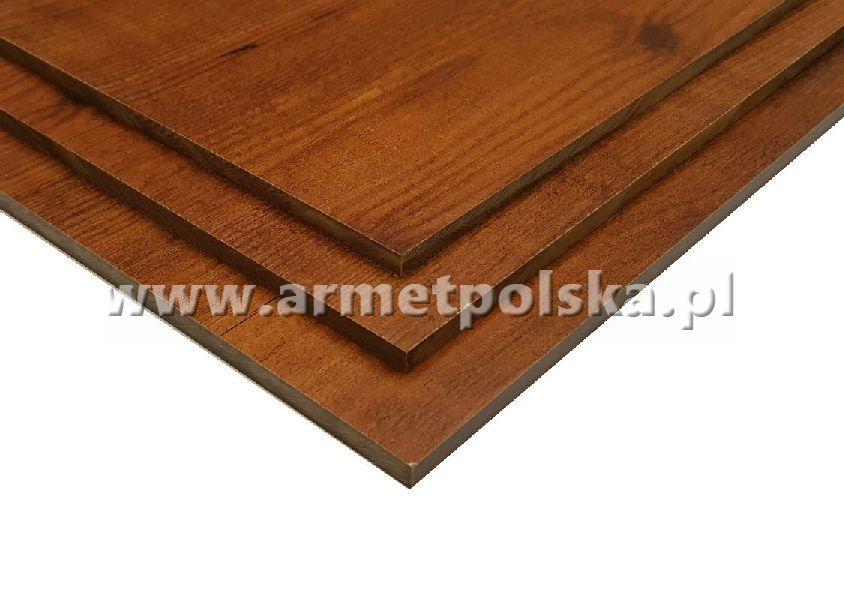 Drewnopodobne płyty HPL