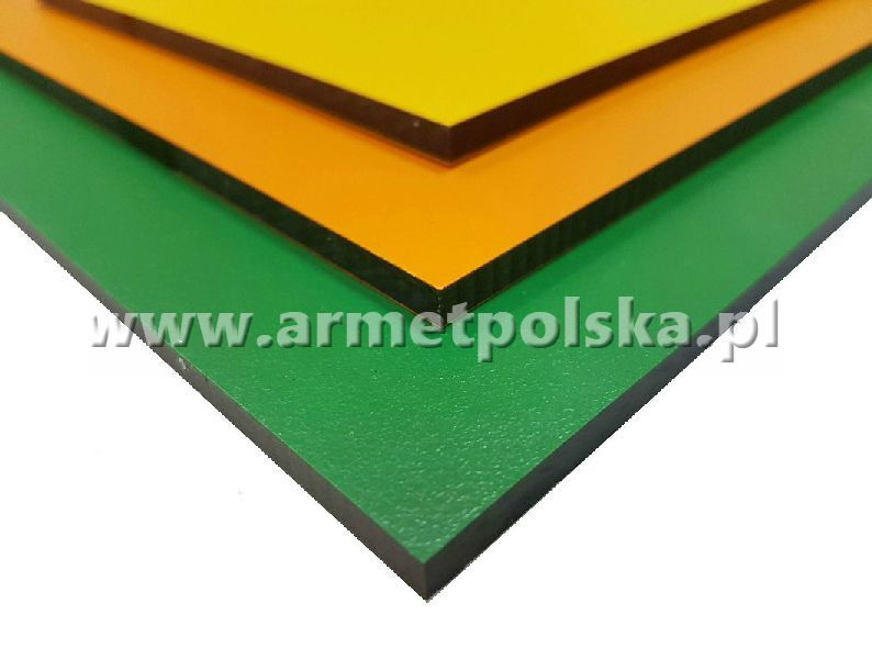 Płyty HPL kolorowe