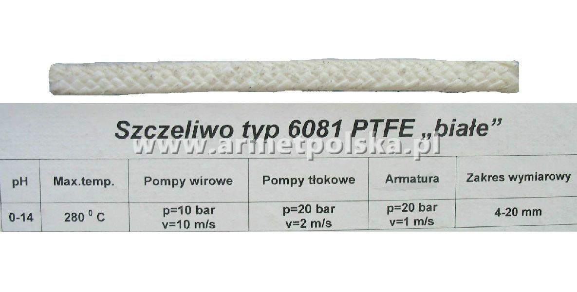 szczeliwo plecione PTFE